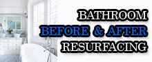 GlazeMaster Before & After Bathroom Resurfacing