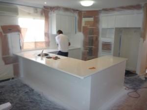 Resufacing Kitchen