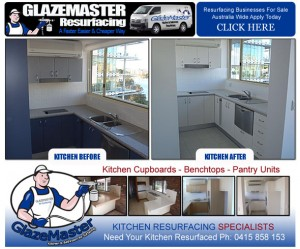 GlazeMaster Kitchen & Bathroom Resurfacing