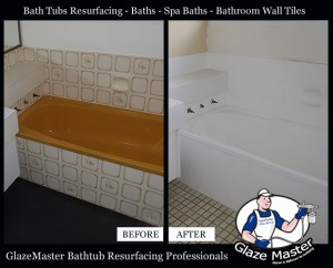 GlazeMaster Bathtubs Resurfacing