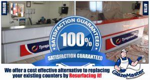 GlazeMaster Commercial Resurfacing