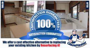 About GlazeMaster Kitchen and Bathroom Resurfacing