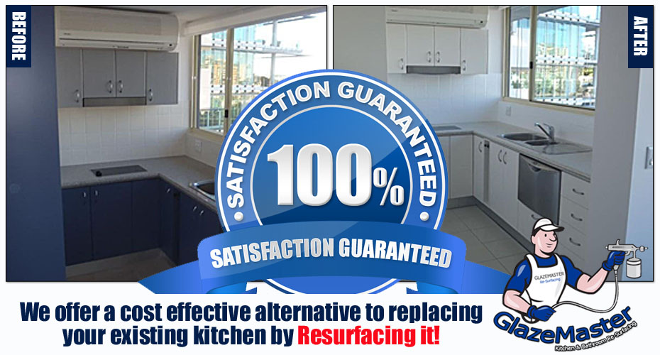 GlazeMaster Townsville Kitchen Resurfacing