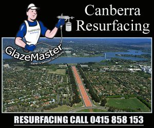 ACT Canberra Resurfacing