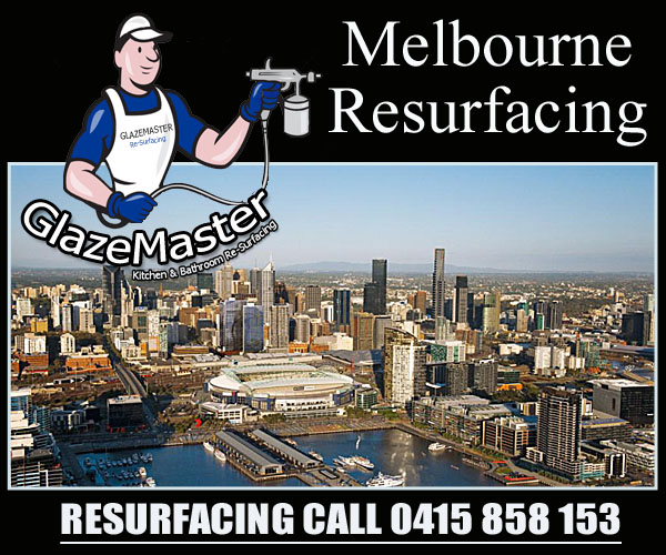 Melbourne Kitchen Resurfacing