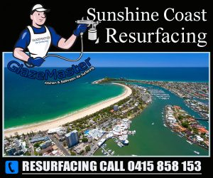 Sunshine Coast Kitchen Resurfacing