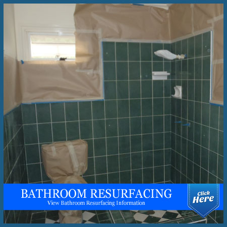 GlazeMaster Bathroom Resurfacing