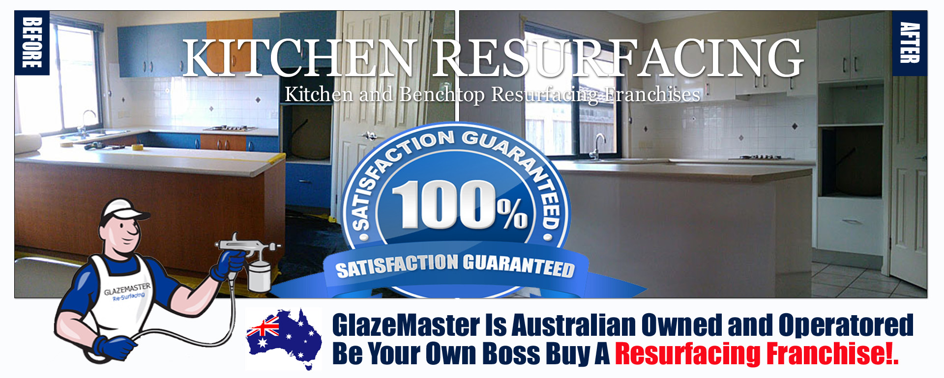 Kitchen Resurfacing Franchises