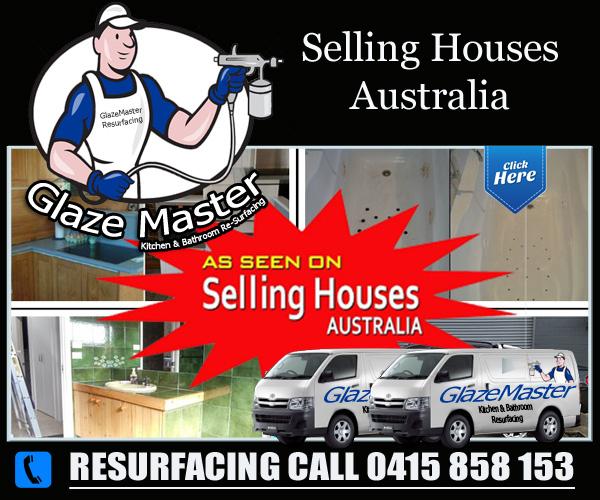 Selling Houses Australia Glazemaster Resurfacing