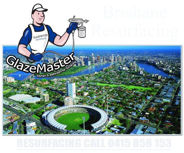 Glaze Master Kitchen and Bathroom Resurfacing Brisbane