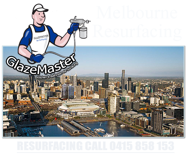 Glaze Master Kitchen and Bathroom Resurfacing Melbourne