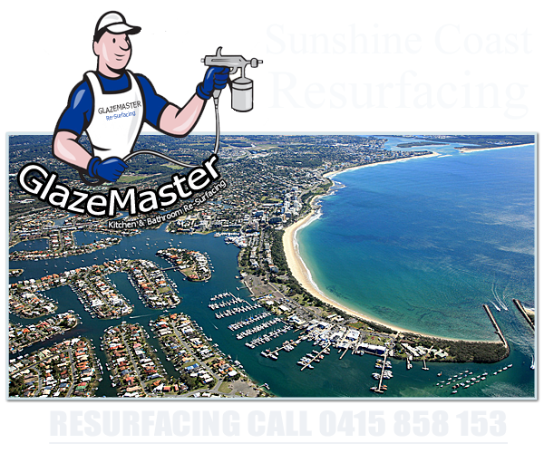 Glaze Master Kitchen and Bathroom Resurfacing Sunshine Coast