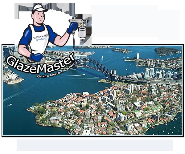 Kitchen Benchtops Resurfacing Sydney: Australia Kitchen Resurfacing Glazemaster